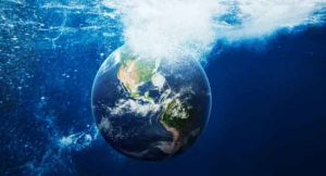 How many ocean in the Earth?