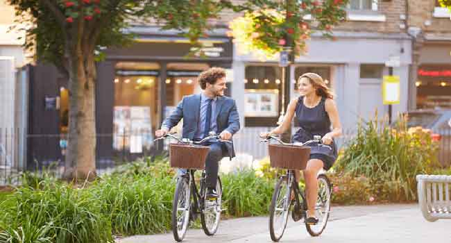 Netherland Pay 16 rupye per Kilometer when you go to office by cycle