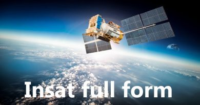 insat full form
