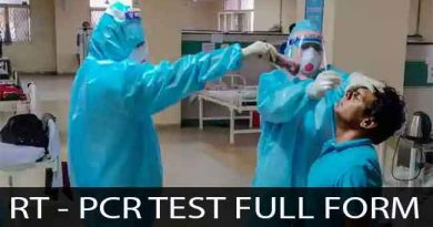 RT-PCR Test Covid-19